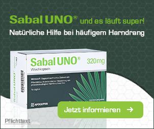 SabalUNO Anzeige