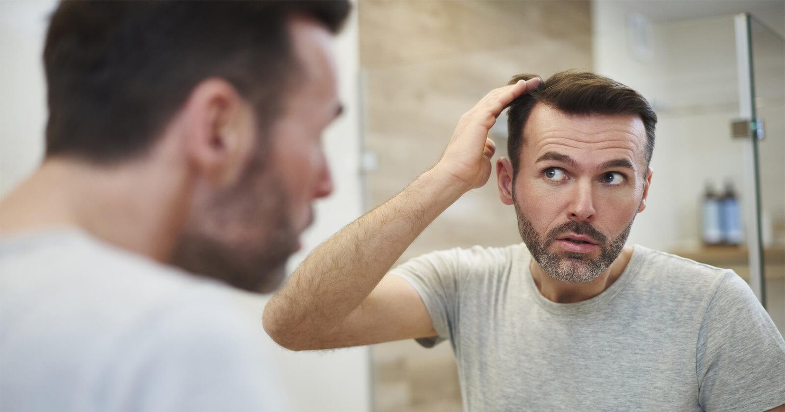 Beim wie crisis lange midlife mann dauert Was fühlt