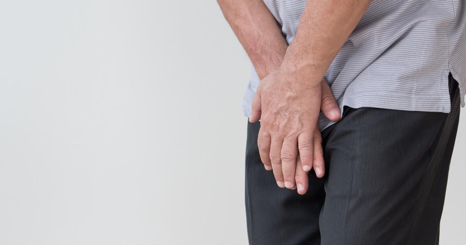 Inkontinenz beim Mann: Ursachen, Formen, Diagnose & Therapie
