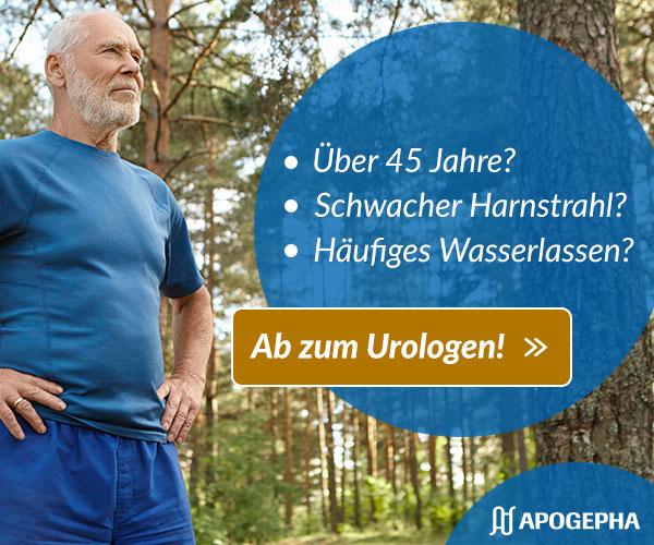 Banner Prostatakrebs Symptome